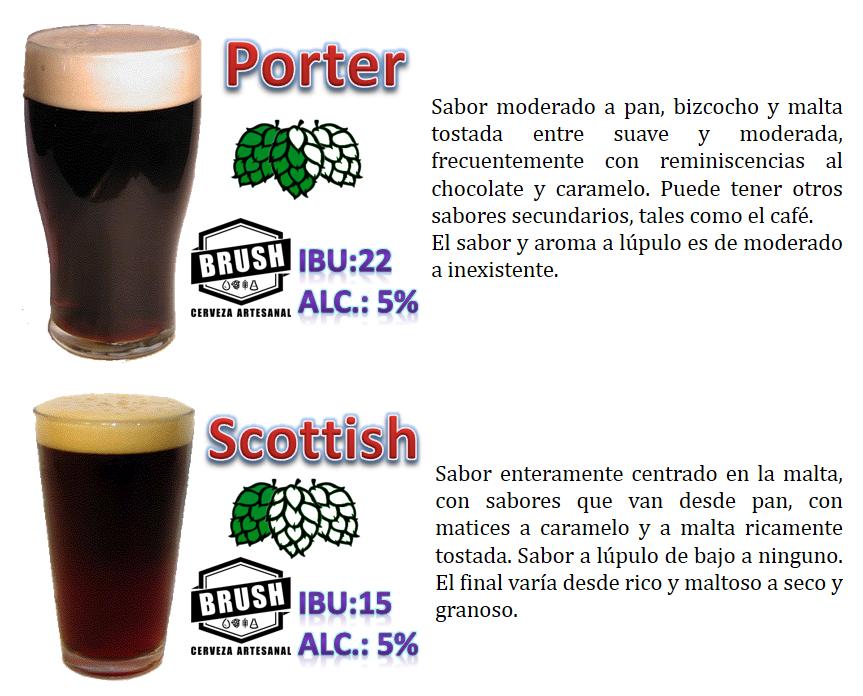 porter y scotish brushartesanl